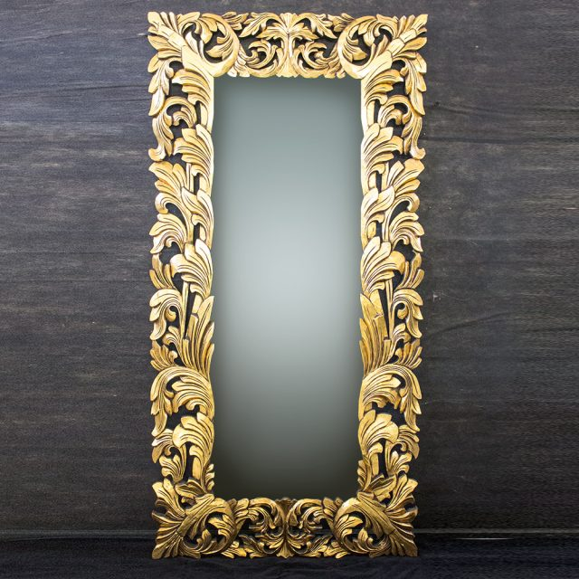 wooden mirrors wholesale indonesia