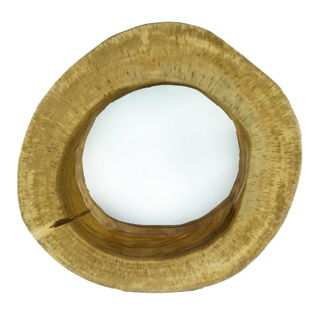 Natural shape mirrors