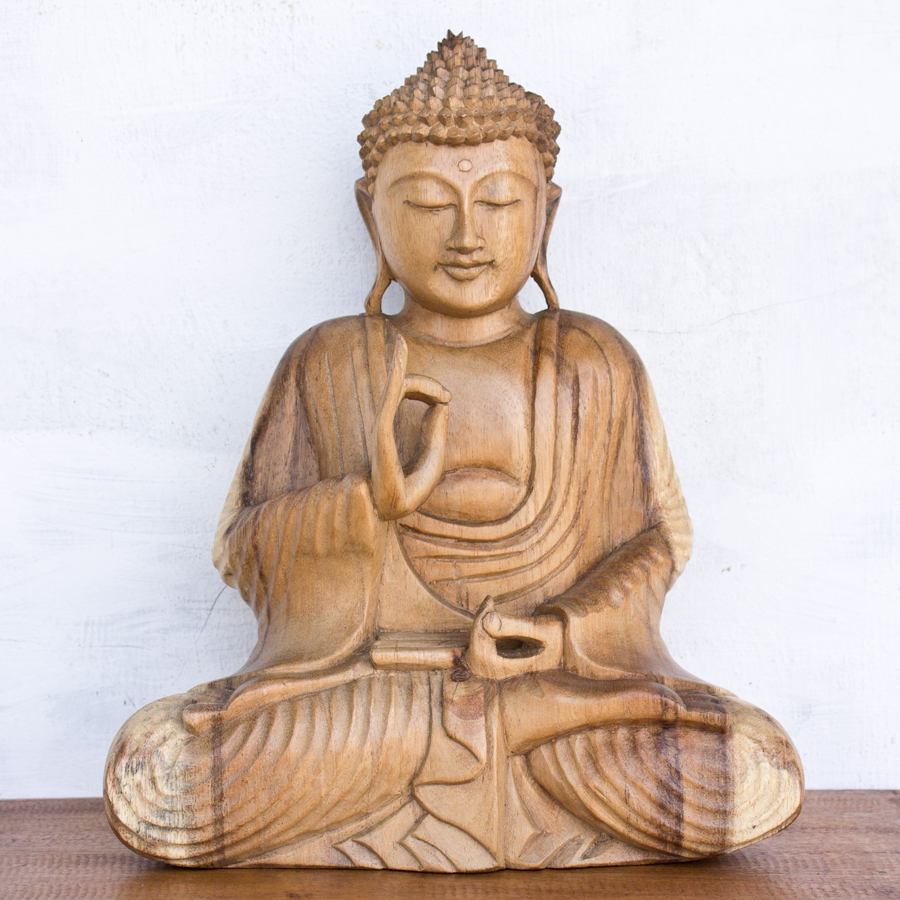 Wooden Buddha Statue Hand Carved Wholesale Amp Factory From