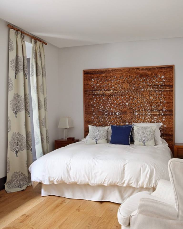 Hand carved headboards for decoration supplier from indonesia bali