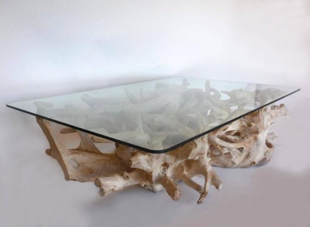teak root table supplier
