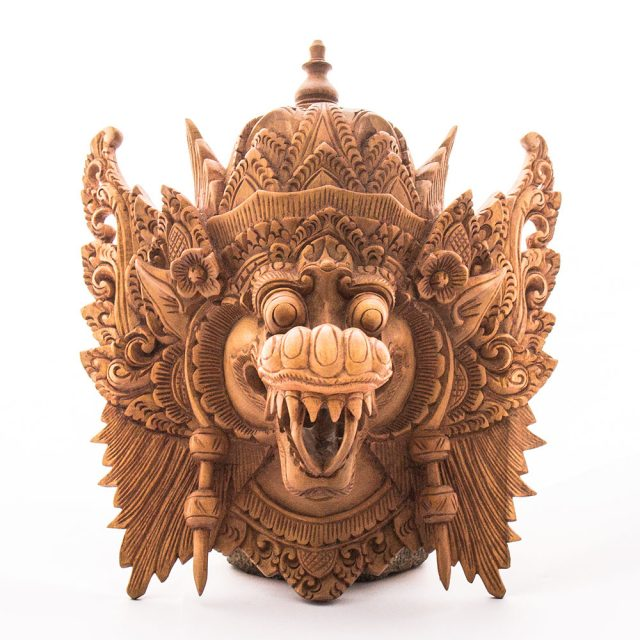 Balinese Masks hand carved