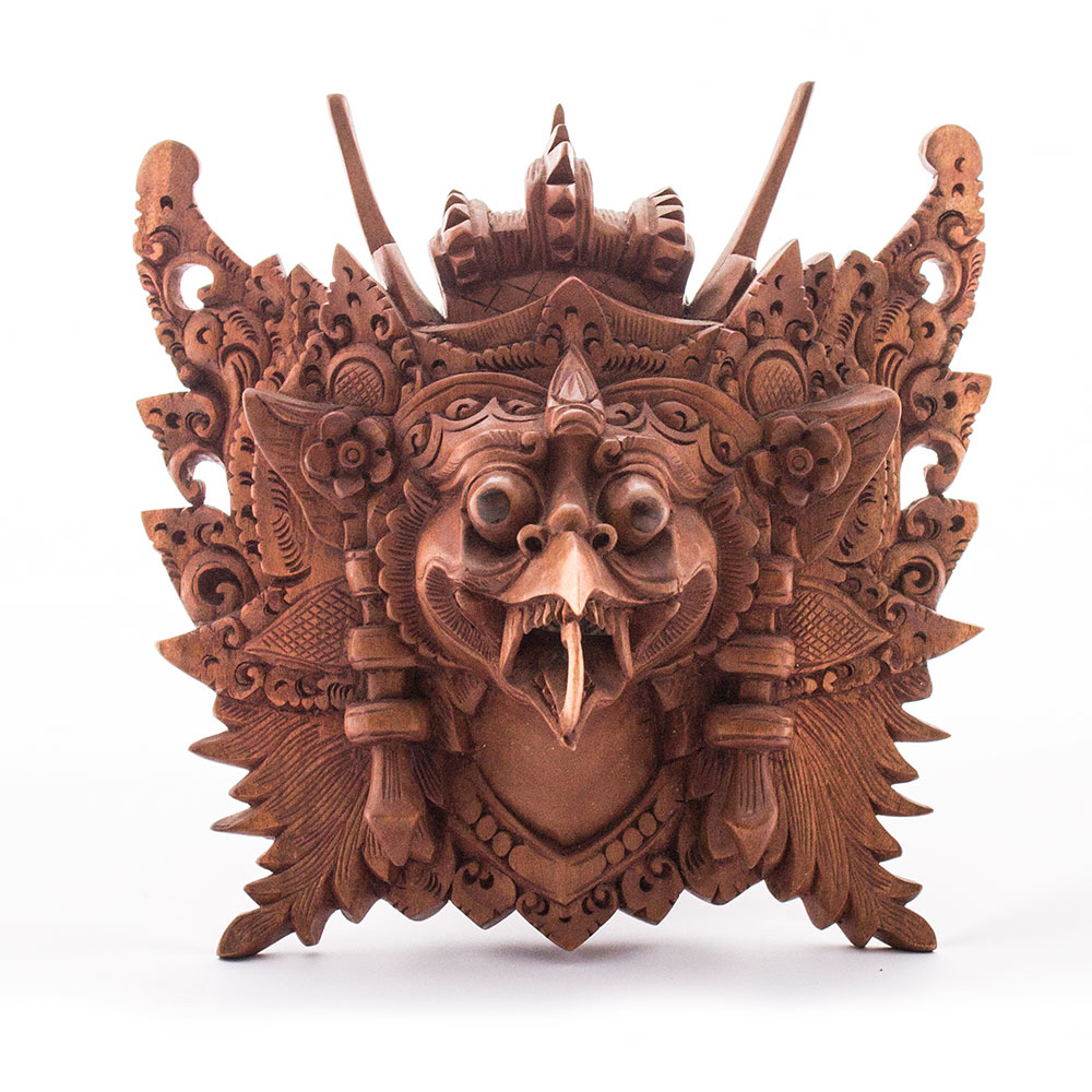 Balinese Masks Wholesale Supplier Wood Carving Art From