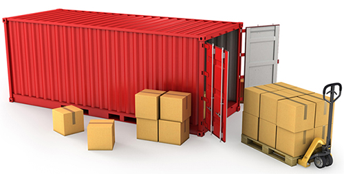 container sizes to import from indonesia.