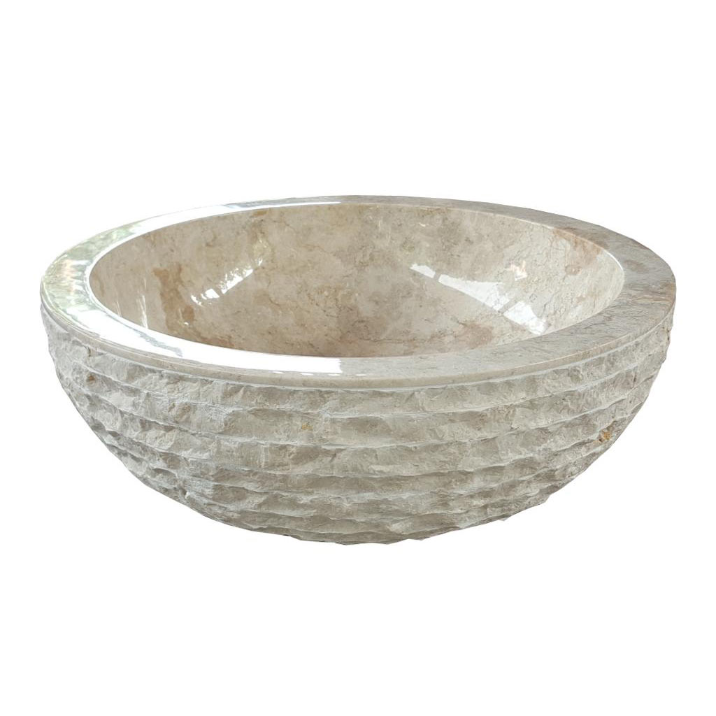 Marble Wash Basin Indonesia Supplier. Stone Home Decor For